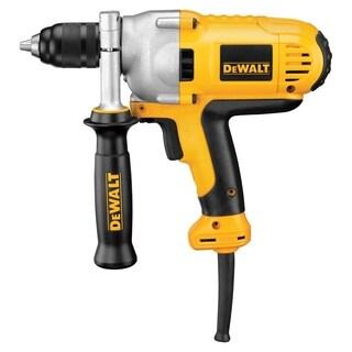 DeWalt 10 amps 1/2 in. Keyless 1250 rpm VSR Corded Drill