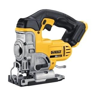 DeWalt Max Cordless Jig Saw (Tool Only) 20 volts 3000 spm