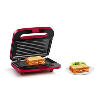 Holstein Housewares 2 Section Grilled Sandwich Maker