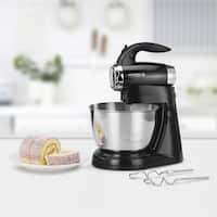 Holstein Housewares 6 Speed Hand/Stand Mixer