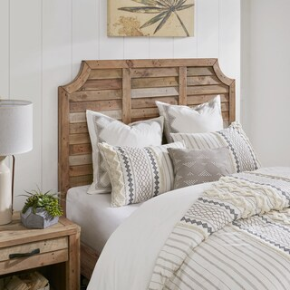 INK+IVY Sonoma Natural Queen Headboard