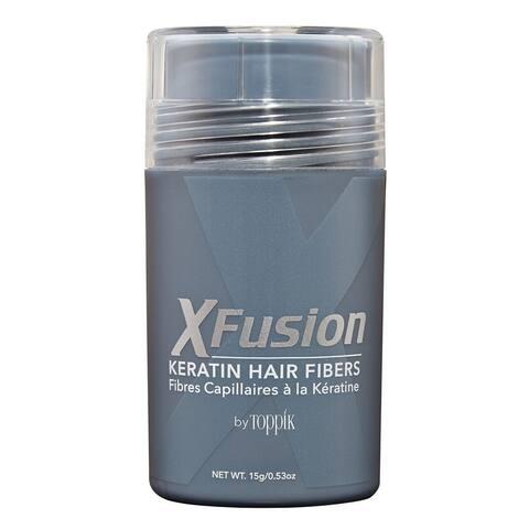XFusion 0.53-ounce Dark Brown Keratin Hair Fibers