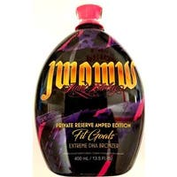 JWOWW Fit Goals Private Reserve Amped Edition 13.5-ounce Tanning Bed Lotion