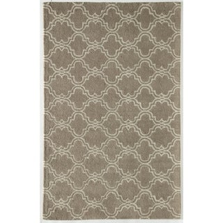 Link to Rochelle Modern Moroccan Trellis Area Rug - 8' x 10' Similar Items in Patterned Rugs