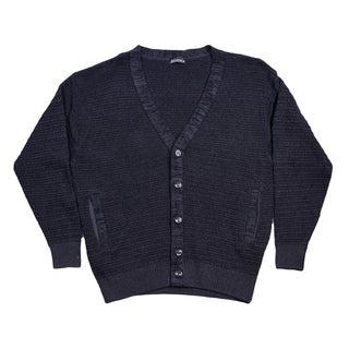 Fine Cooper Men's Cardigan Sweater