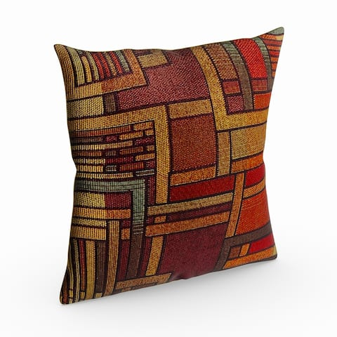 Copper Grove Babine Transitional Accent Pillow (16 x 16)