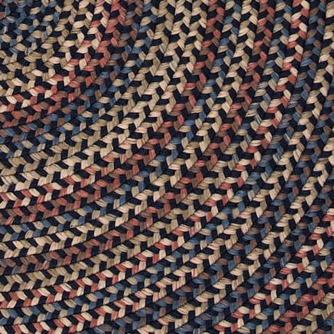 Copper Grove Coconino Braided Area Rug