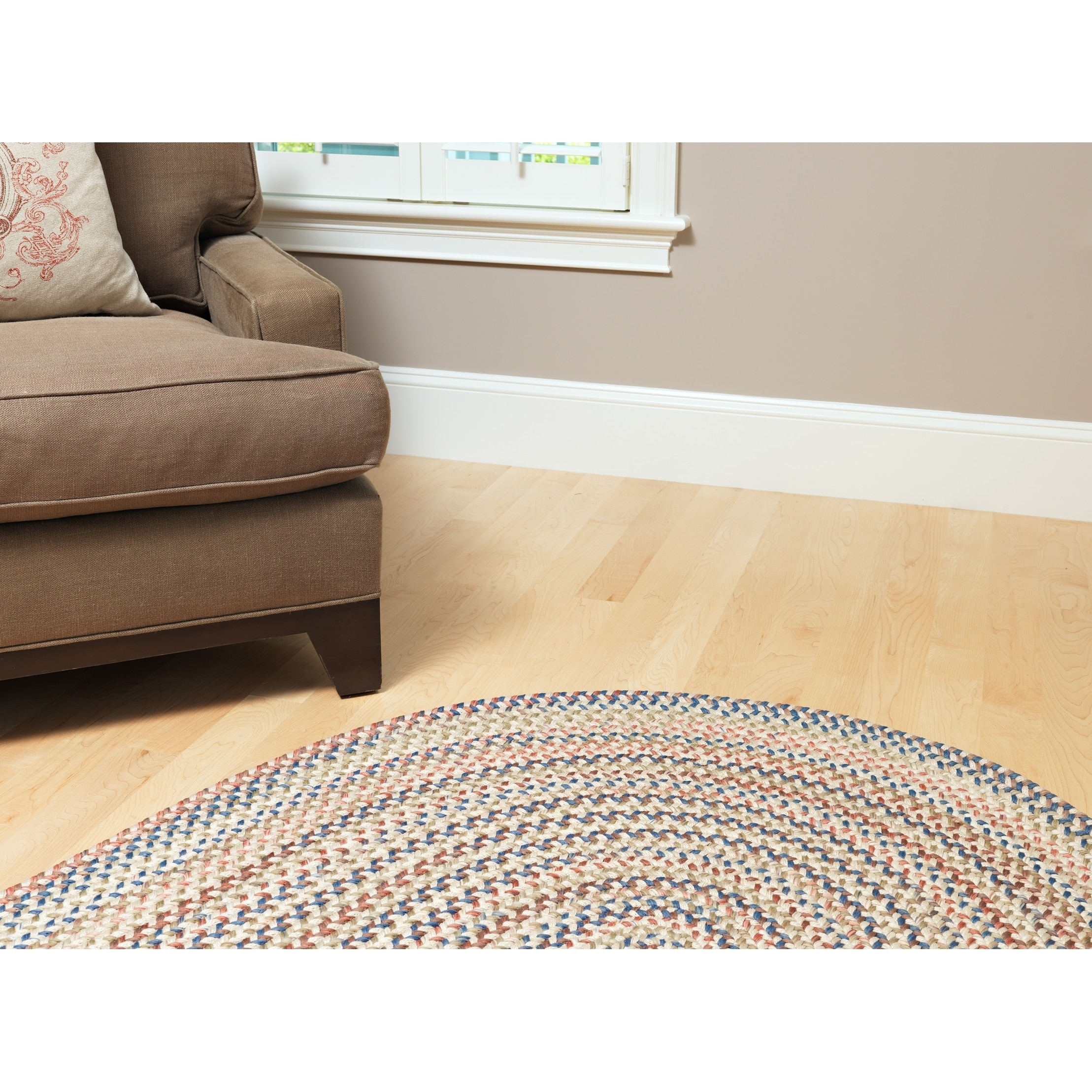 Shop Black Friday Deals On Copper Grove Coconino Braided Area Rug On Sale Overstock 20352008
