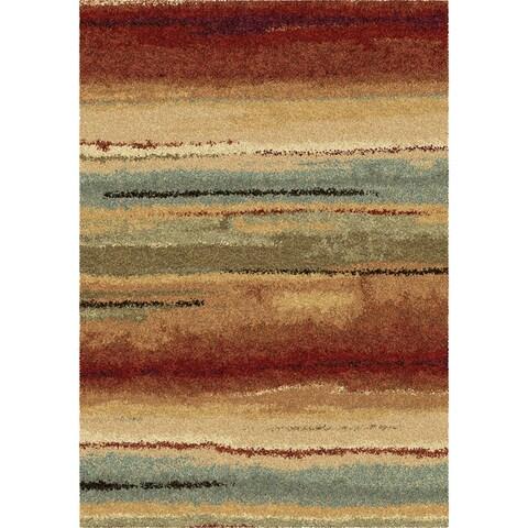 Copper Grove Coronado Shag Area Rug