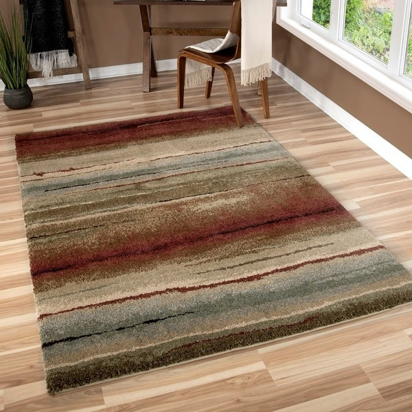 Shop Copper Grove Coronado Shag Area Rug On Sale Free