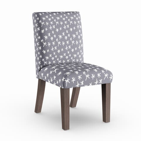 The Curated Nomad Grindavik Dining Chair in Prints - N/A