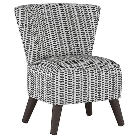 The Curated Nomad Hofn Chair in Prints - N/A