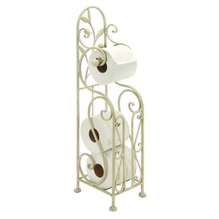 Metal Toilet Paper Holder 24 Inches High