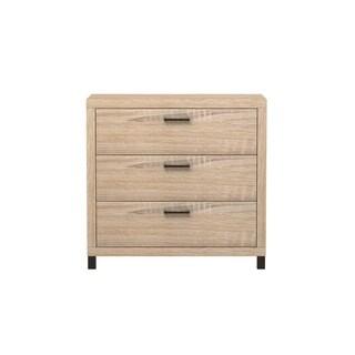 Spokane 3 Drawer Chest - Driftwood