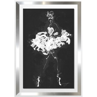 """Dancer "" by Jodi Framed Acrylic Graphic Art Wall Decor (3 options available)"
