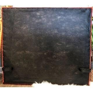 Oathen Grey Twin/Twin XL Headboard