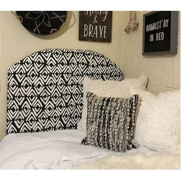 Fearless Ink Twin Xl Headboard Free Shipping Today 20355494
