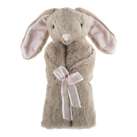 Baby Security Blanket Stuffed Animal-Soft and Cuddly for Play