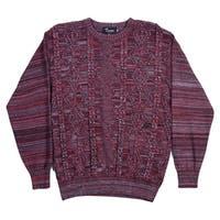 Tosani 100% Cotton Men's Crew Neck Sweater
