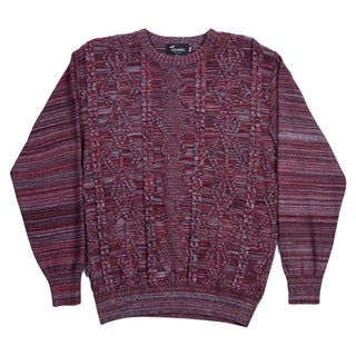 Tosani 100% Cotton Men's Crew Neck Sweater