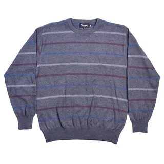 Tosani 100% Cotton Men's Crew Neck Sweater.