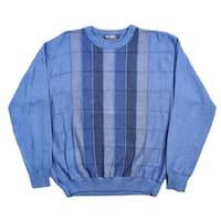 High Quality, Classy Men's San Remo Crew Neck Sweater.