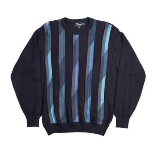 High Quality Men's Tosani Crew Neck Sweater. Size: L