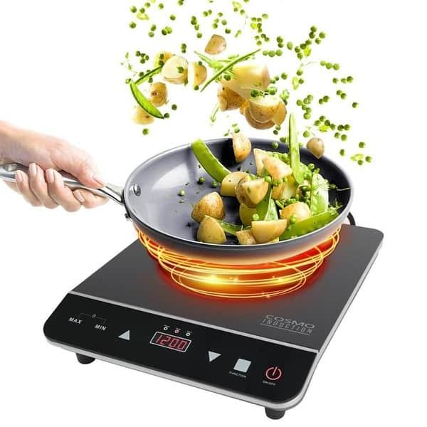 Single element cooktop