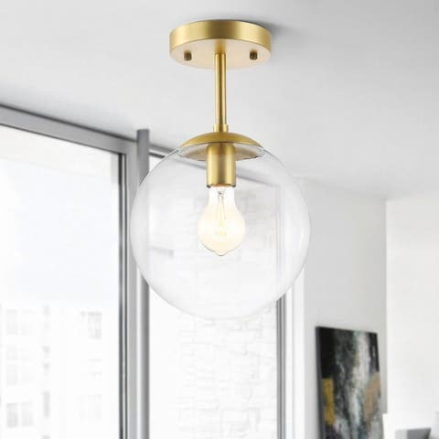 Light Society Zeno Globe Ceiling Light