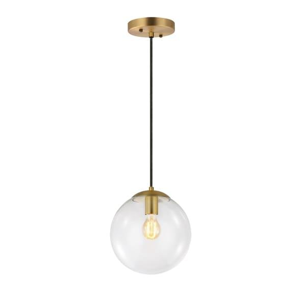 Light Society Tesler Globe Pendant