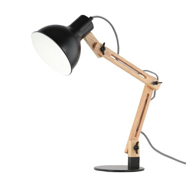 Light Society Galvan LED Task Table Lamp, LED Bulb Included