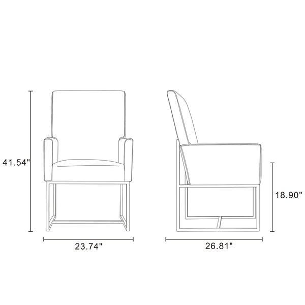 Element Dining Armchair