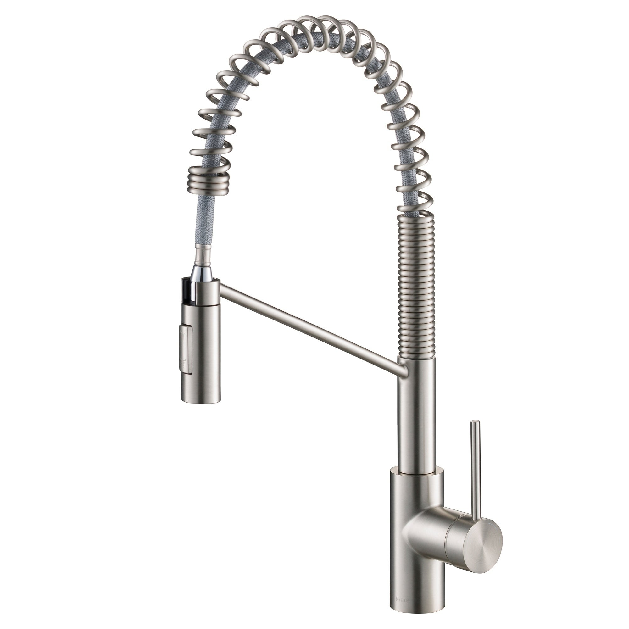 Kraus Kpf 2631 Oletto 1 Handle 2 Function Sprayhead Commercial Pull Down Kitchen Faucet