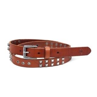 Old Trend Stud Leather Belt