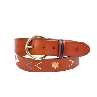 Old Trend Sunrise Leather Belt