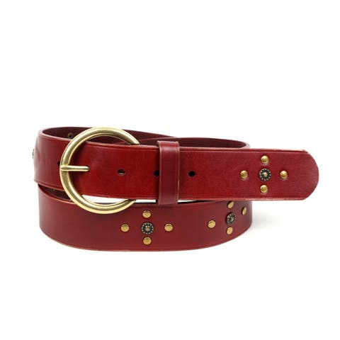Old Trend Gia Leather Belt