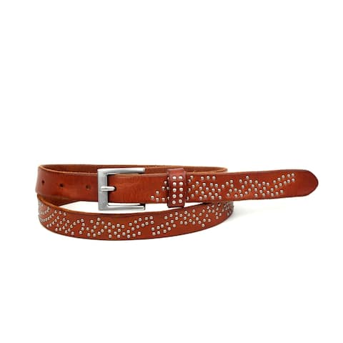 Old Trend Stardust Leather Belt