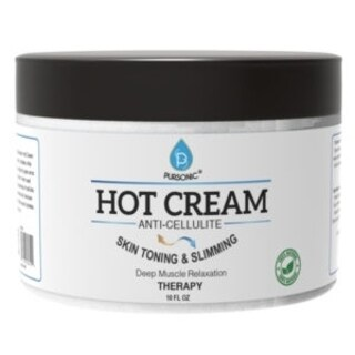 Pursonic 10-ounce Hot Cream Anti Cellulite