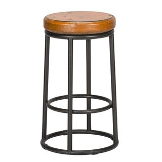 Kendall 24-inch Counter Stool by Kosas Home - 24hx15wx15d