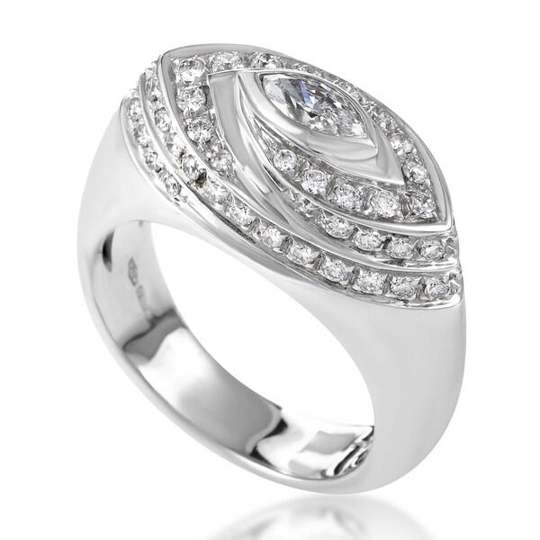 Salvini Women's White Gold Diamond Ring