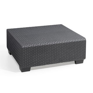 Keter Salta All-Weather Outdoor Patio Coffee Table