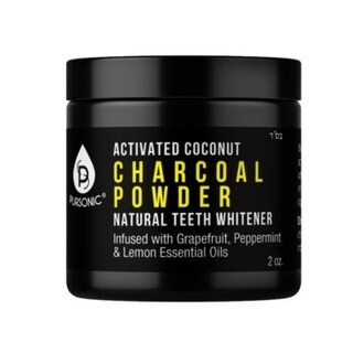 Pursonic Charcoal Powder 2-ounce Teeth Whitener