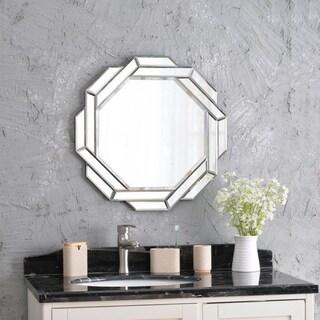 "Konnect 24-inch Wall Mirror - 24"" x 24"""