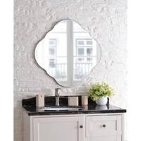 Alyssa 30-inch Frameless Wall Mirror