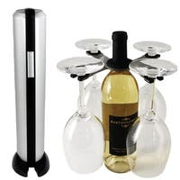 Electric Wine Bottle Opener w/ Wine Caddy