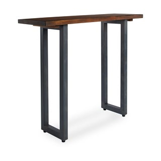 Handmade Pine Wood Park Console Table (Indonesia)