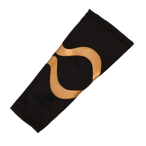 Unisex Copper Compression Elbow Sleeve - 2 PACK