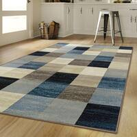 Superior Designer Rockaway Area Rug Collection (6' X 9') - 6' x 9'