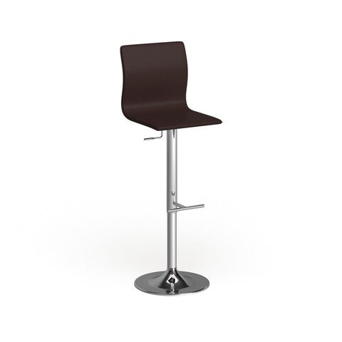 Carson Carrington Ljungby Adjustable Height Swivel Stool