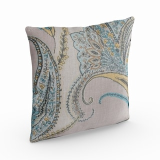 The Curated Nomad Alberto Throw Pillow
